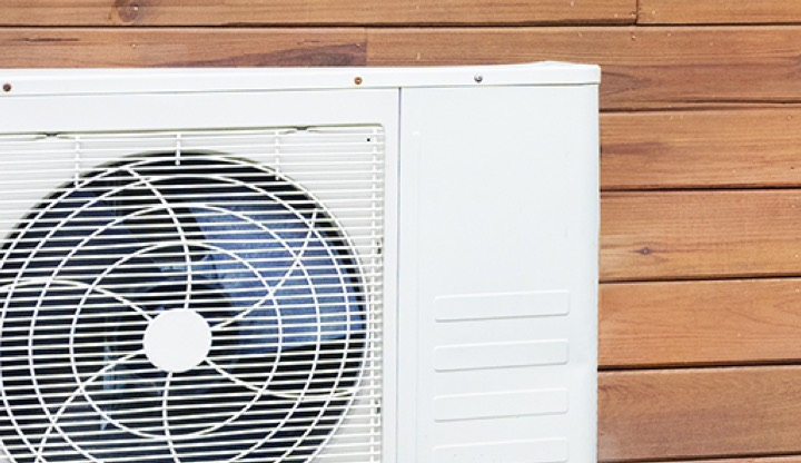 Multi-split airconditioning systems ideal for bigger homes.