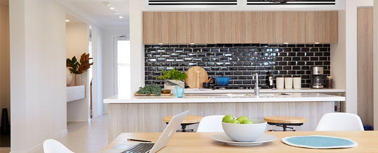 air con evaporative home