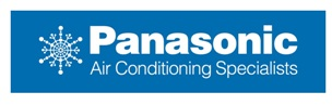 Panasonic Logo - Panasonic Air Conditioning Specialists Perth