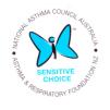 Daikin - Sensitive Choice Logo - NACA - Asthma & Respiratory Foundation Inc - Air Conditioning Systems Perth