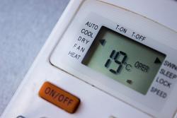 HVAC air con zone controller