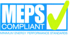 MEPS Compliant Logo - Daikin Air Conditioning Systems Perth