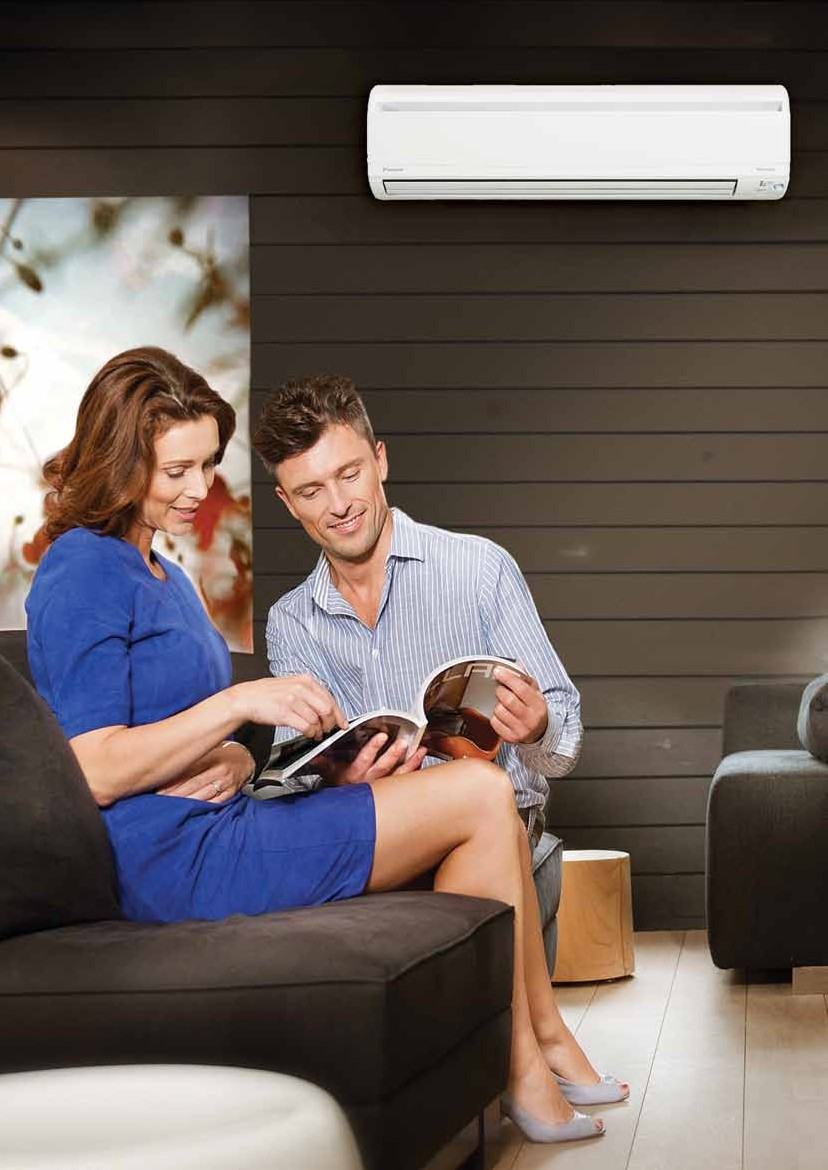 Customers looking at air conditioning prices in Perth